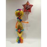 Hannahs Clown $90