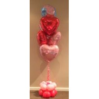 Peppa Pig and 6 Foil Hearts on SPECIAL, now $60