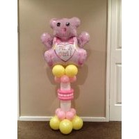 Beary Cute Pedestal (Lemon) on SPECIAL, now $60