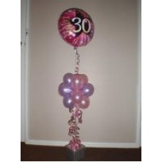 Table Topiary & 30 Foil on SPECIAL $60