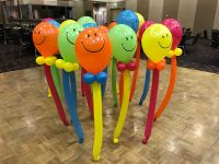 Smiling Dance Floor Buddies $9.95 each
