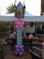 Disney Princess Column $140