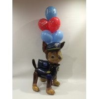 Paw Patrol Airwalker and Birthday Bouquet