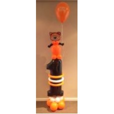 Tiger Pedestal