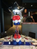Patriotic Star Tower $42.50
