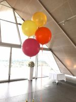 3 Foot Balloons on Separate Weights $39 each