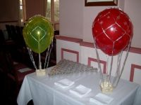 Hot Air Balloons (16 inch) $30 each