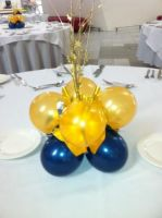 Table Cluster (gold & midnight) $16