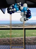 Organic Garland (inc Chrome) $85 per metre
