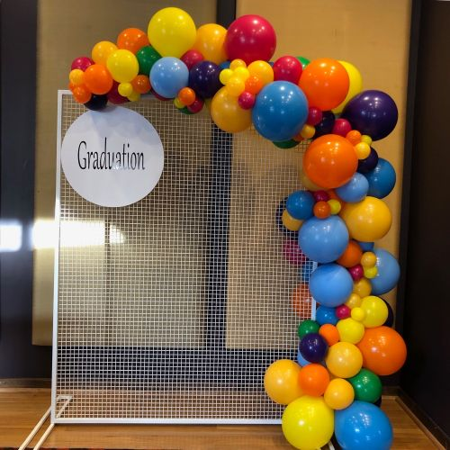 Organic Balloon Garlands