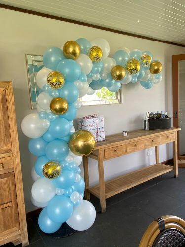 Organic Balloon Arches