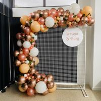 Organic Garland $95 per Metre. Sign $100 to Keep.  Wall Hire $100.