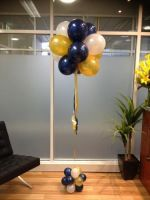 Helium Topiary on a Mini Topiary Base (Corporate) $53