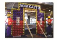 ADFA Castle & Guards $900