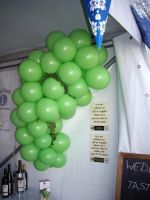 Green Floriade Grapes $95