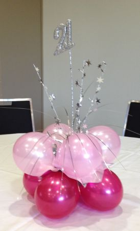 Table Cluster With Glitter 21 $18