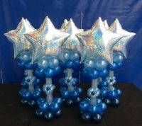 Sparkling Star(s) Blue $42 each