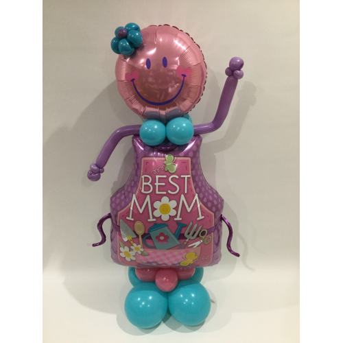 Mothers Day Balloon Mum